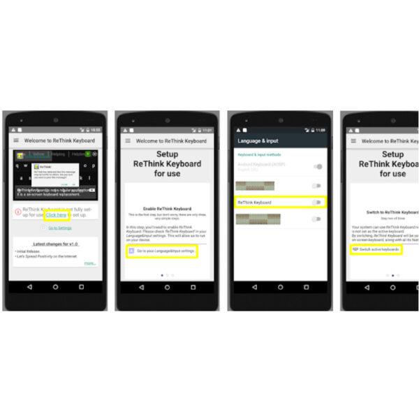 ReThink Cyber Bullying App