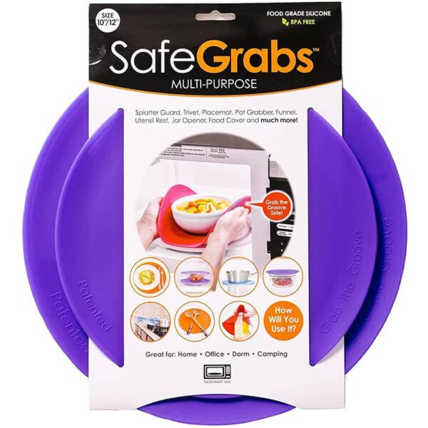 Safe Grabs Microwave Mats