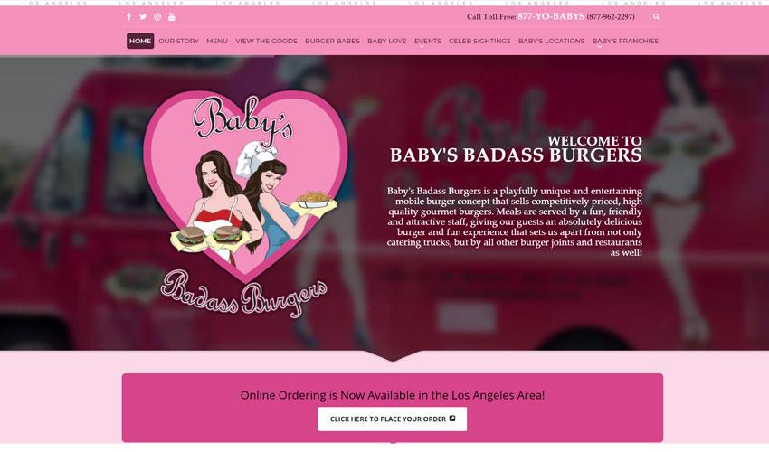 Babys Bad Ass Burgers