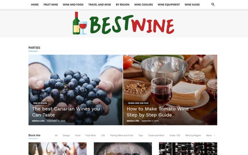 Bon Affair Wine Spritzer