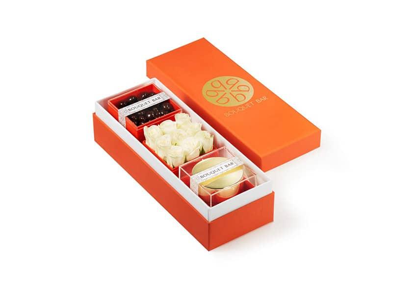Bouquet Bar Gift Boxes