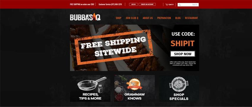 Bubba-Q Boneless Ribs