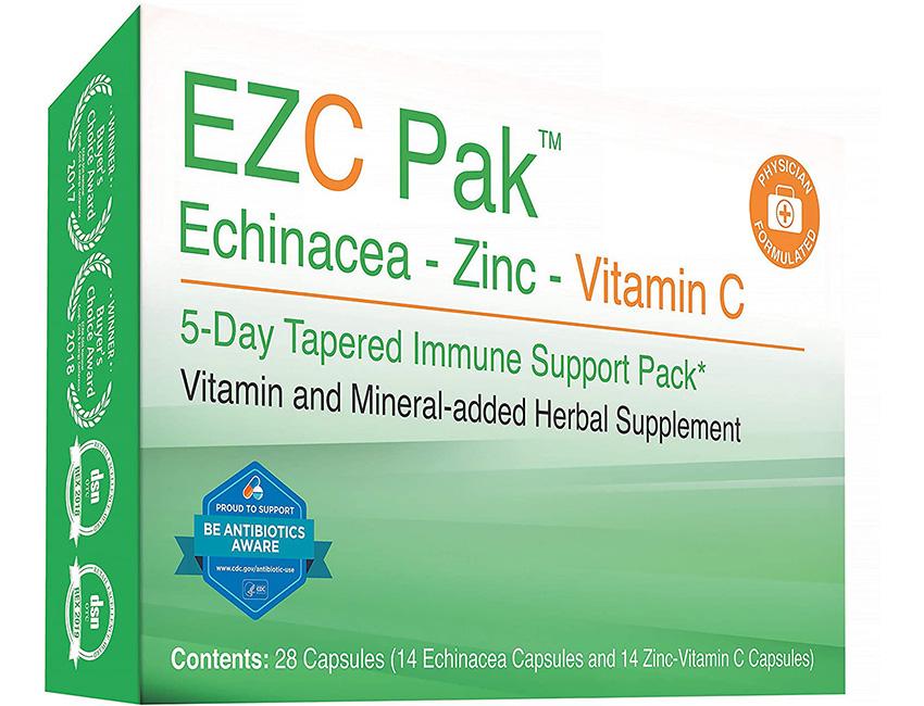 EZC Pak Immune Support Supplement