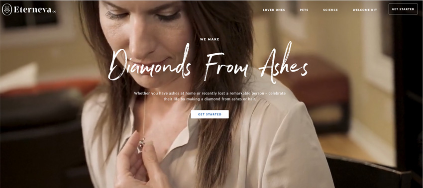 Eterneva Diamonds Made From Cremation Ashes