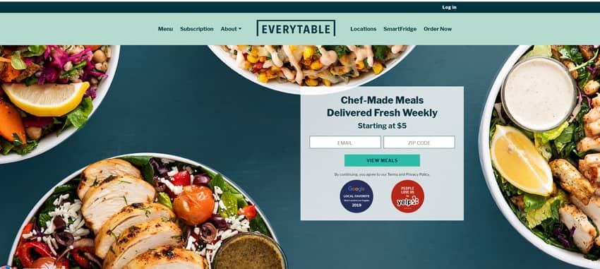 Everytable Healthy Fast Food