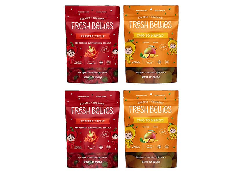 Fresh Bellies Baby Food