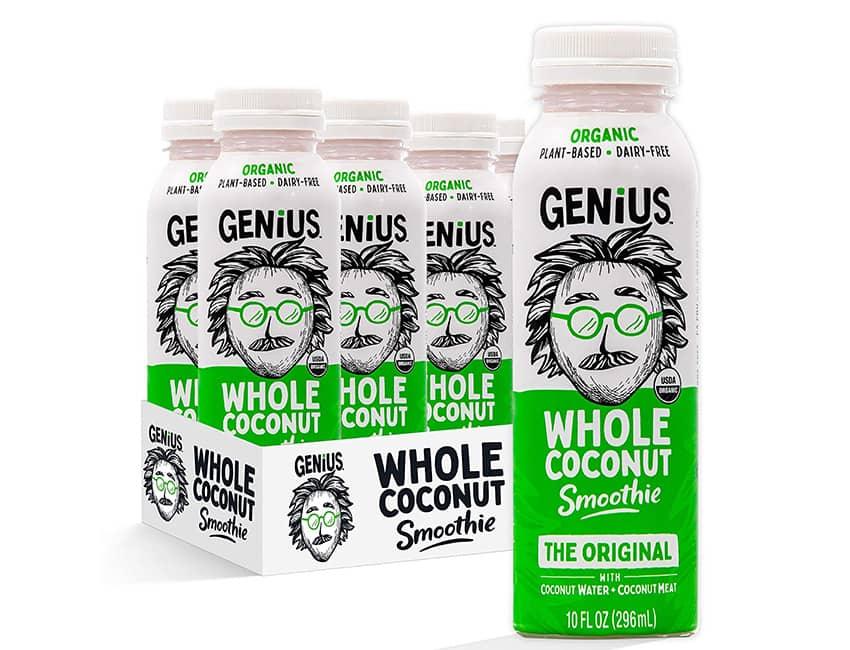 Genius Juice Coconut Smoothies