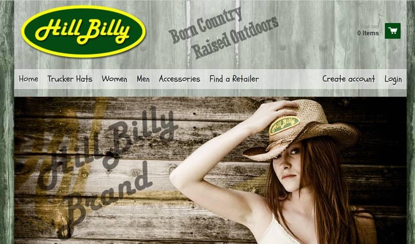 Hillbilly Brand
