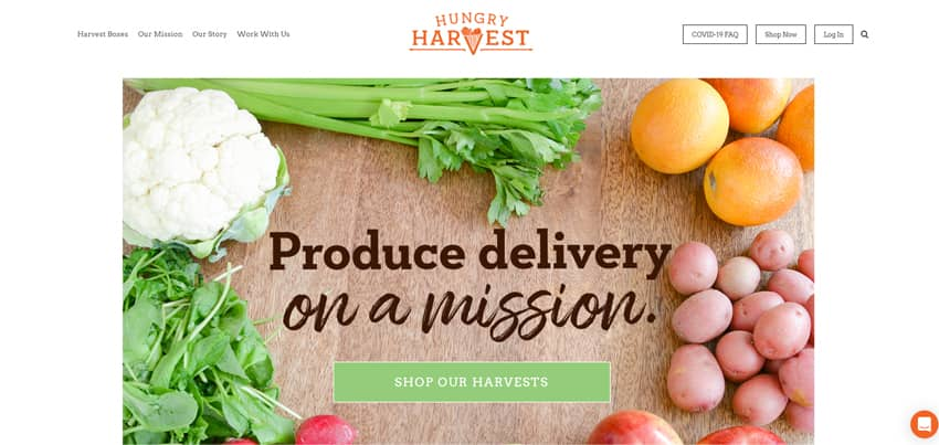 Hungry Harvest