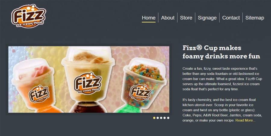 The Fizz – Ice Cream Floats