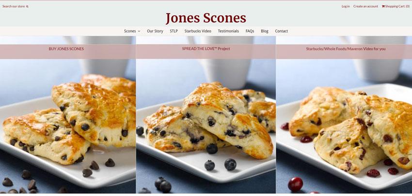Jones Scones