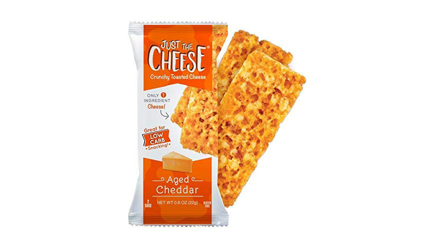 Just The Cheese Snack Bars