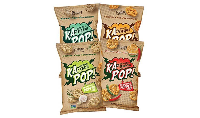Ka-Pop Whole Grain Snacks