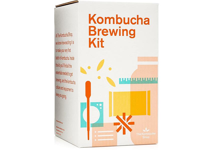 Kombucha Home Brewing Kit