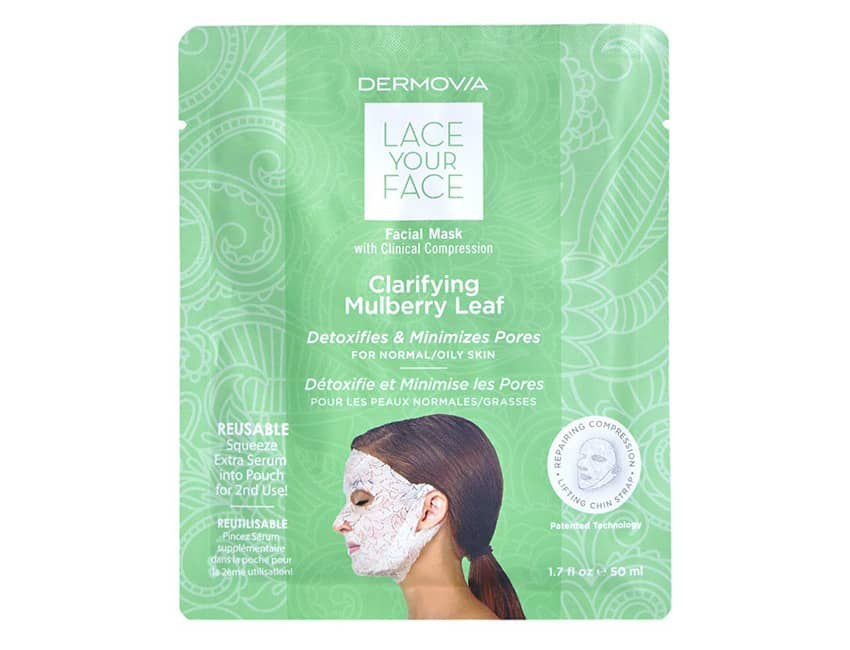 Lace Your Face Mask