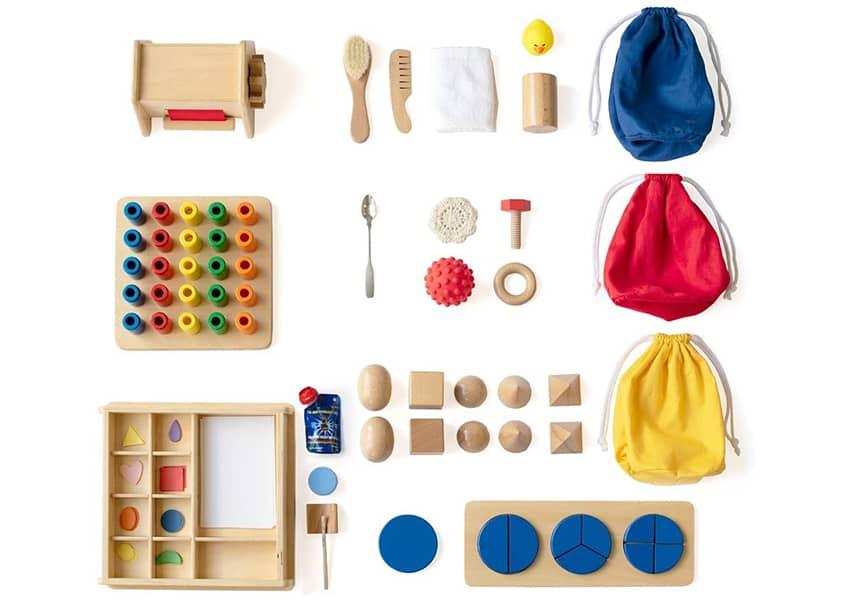 Monti Kids Montessori Toys