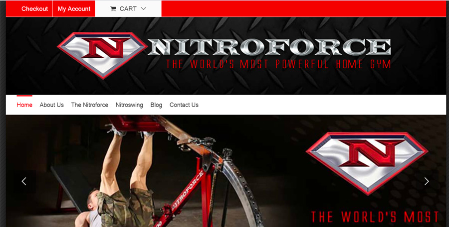 Nitroforce Home Gym