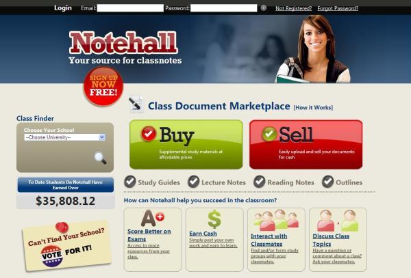 NoteHall