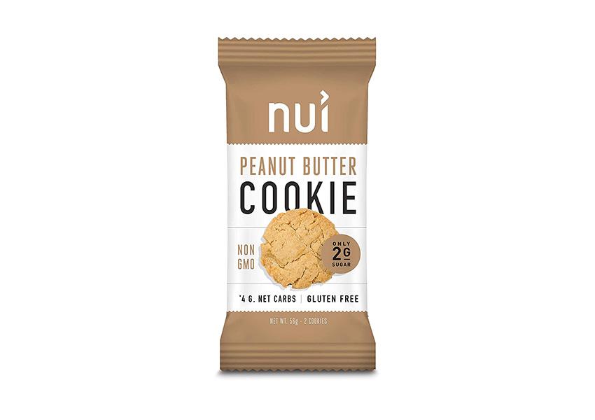 Nui Low Sugar Diet Cookies