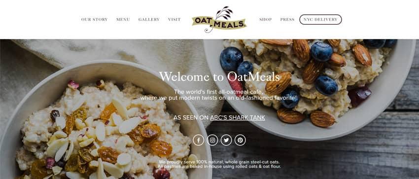 Oatmeal Cafe