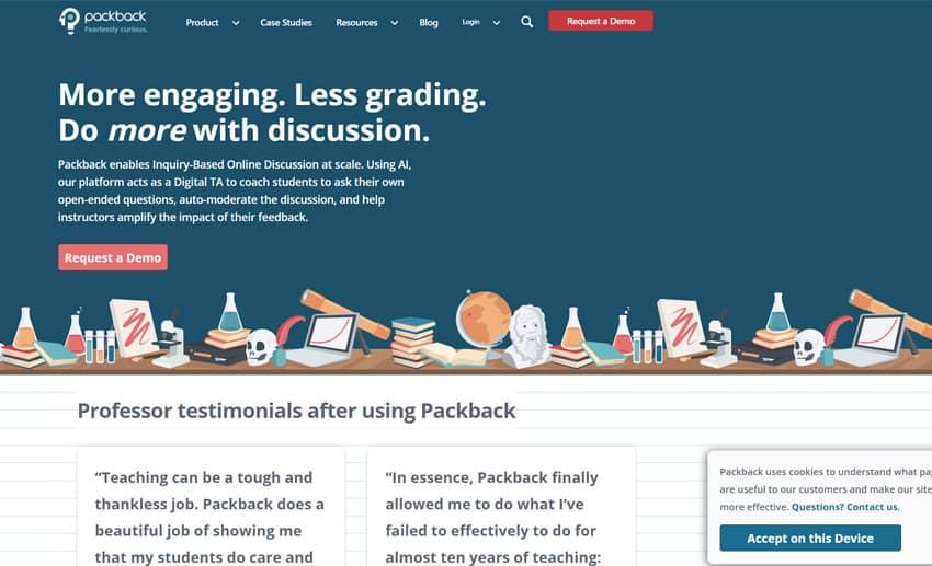 PackBack Books
