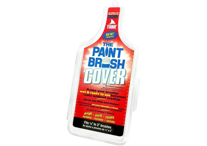 Paint Brush Cover
