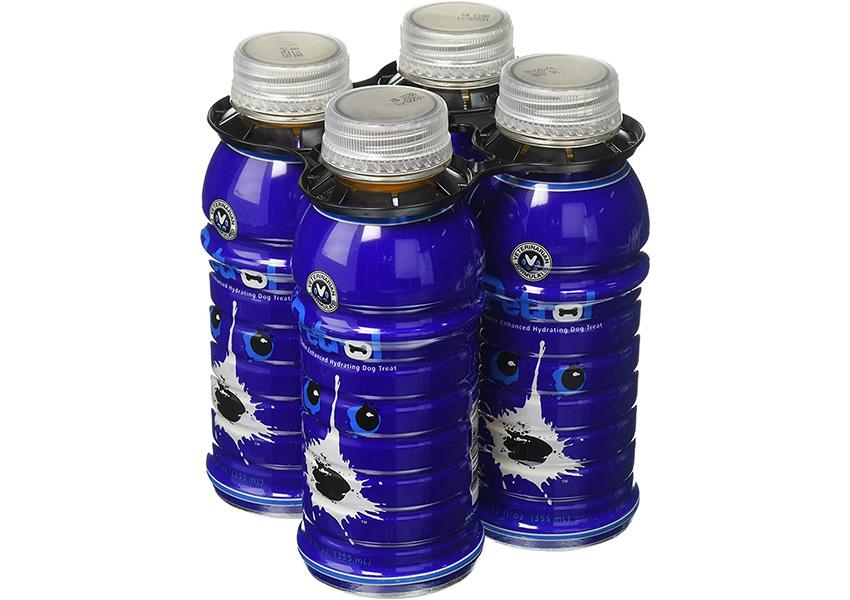 Petrol Bottled Water Treat