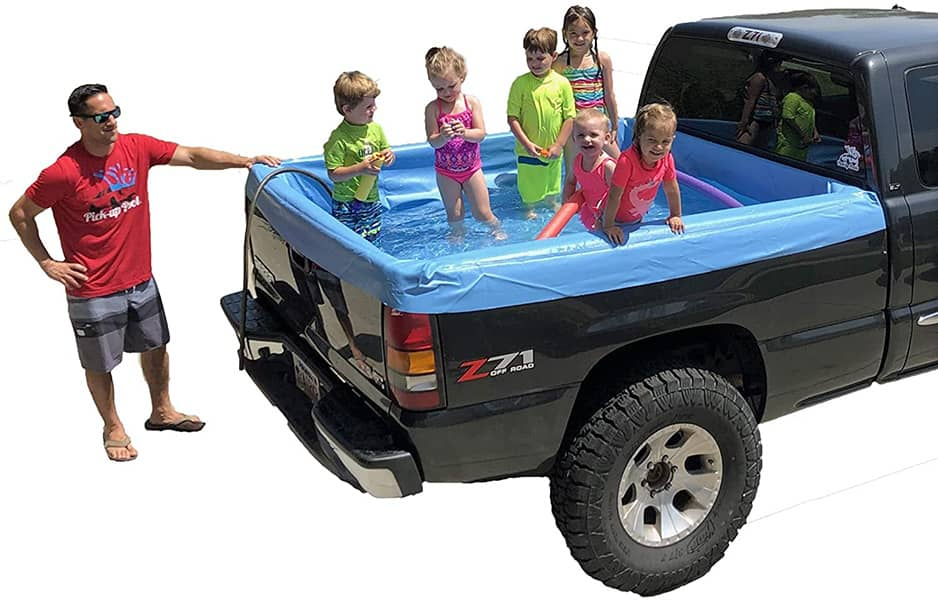 Pickup Pools For Truck Bed