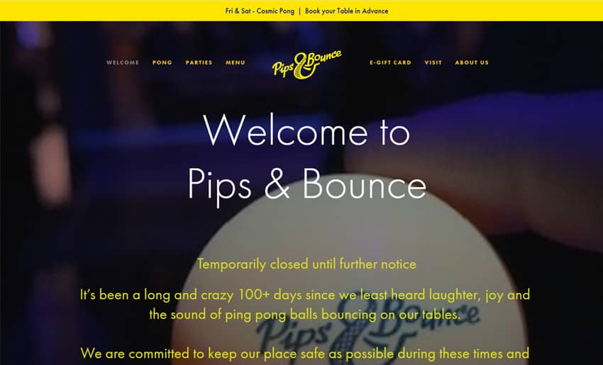 Pips Bounce Ping Pong