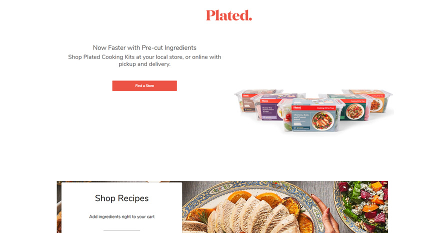 Plated Meal Kits