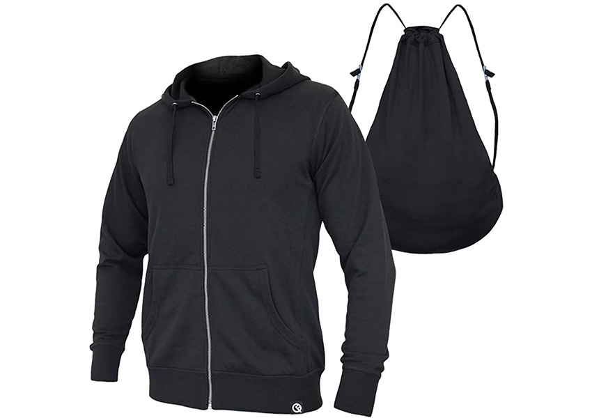 Quickflip Hoodie Backpack