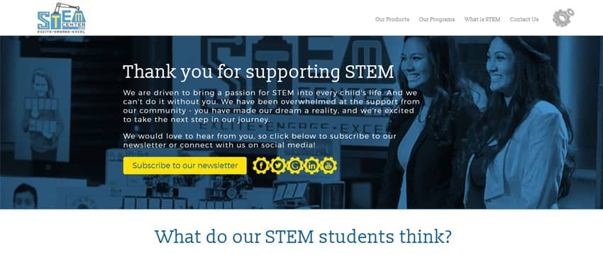 STEM Center USA