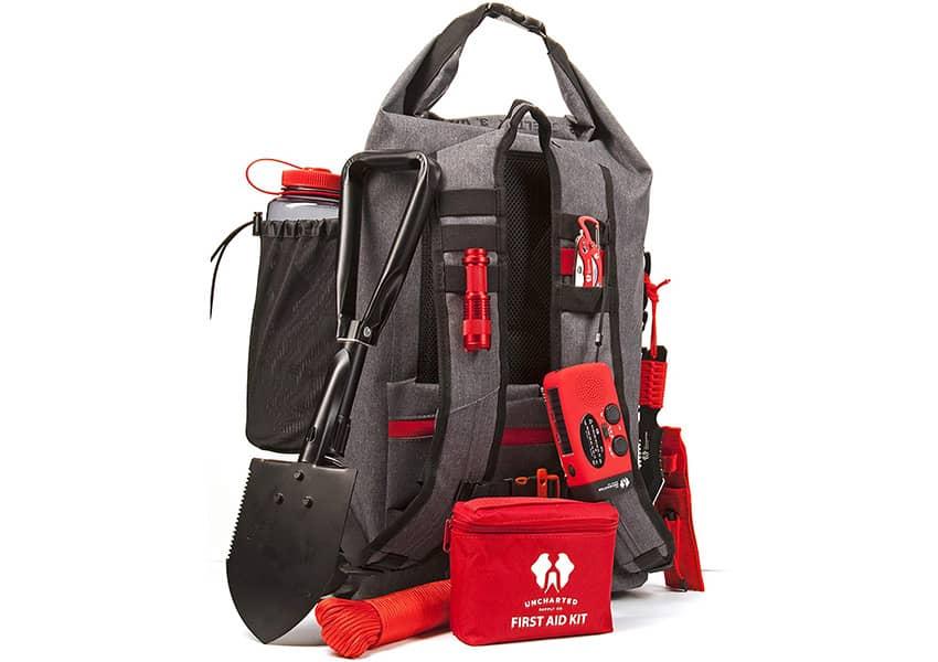 Seventy2 Survival Backpack Kit