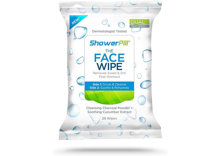 ShowerPill Body Wipes