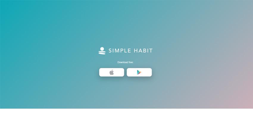 Simple Habit