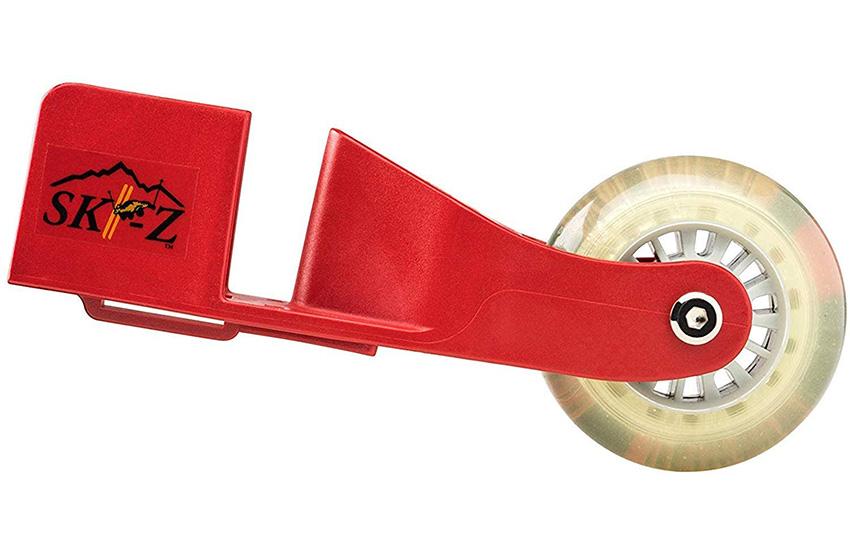 Ski-Z Rolling Ski Carrier