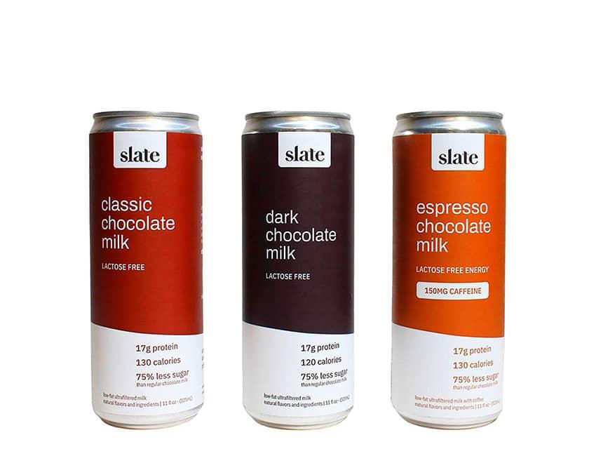 Slate Chocolate Milk