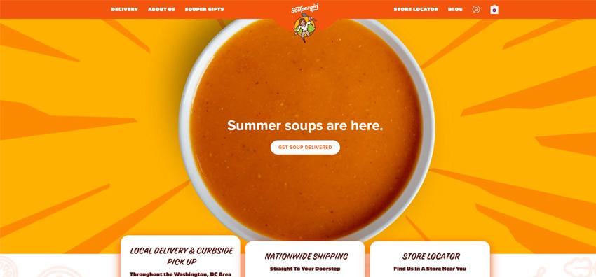 Soupergirl Soup