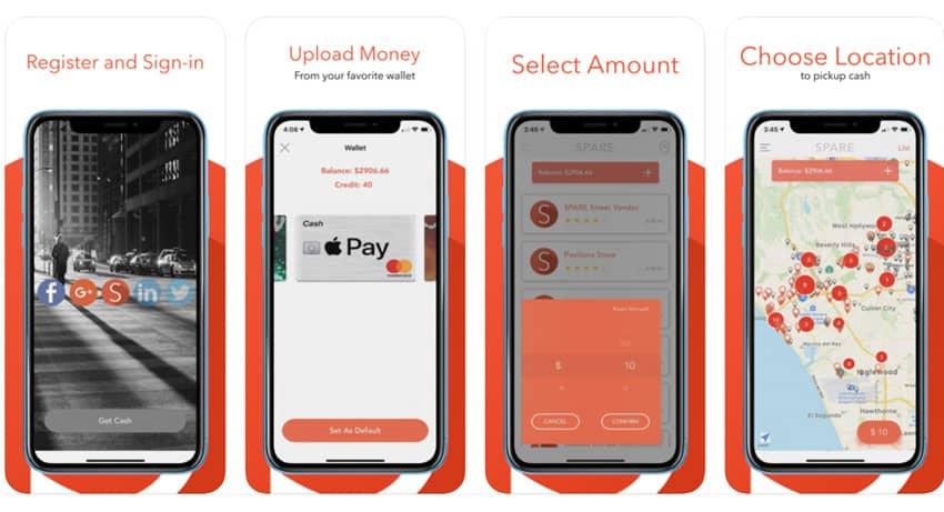 Spare Mobile ATM