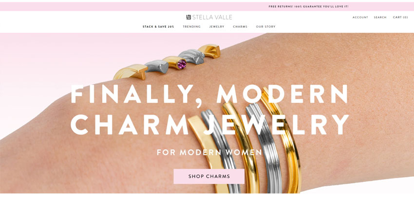 Stella Valle Jewelry