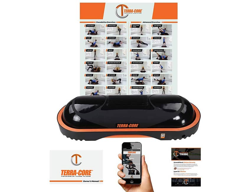 Terra-Core Fitness Balance Trainer