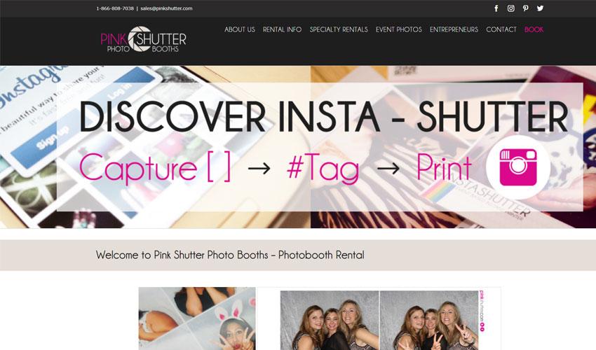 The Pink Shutter