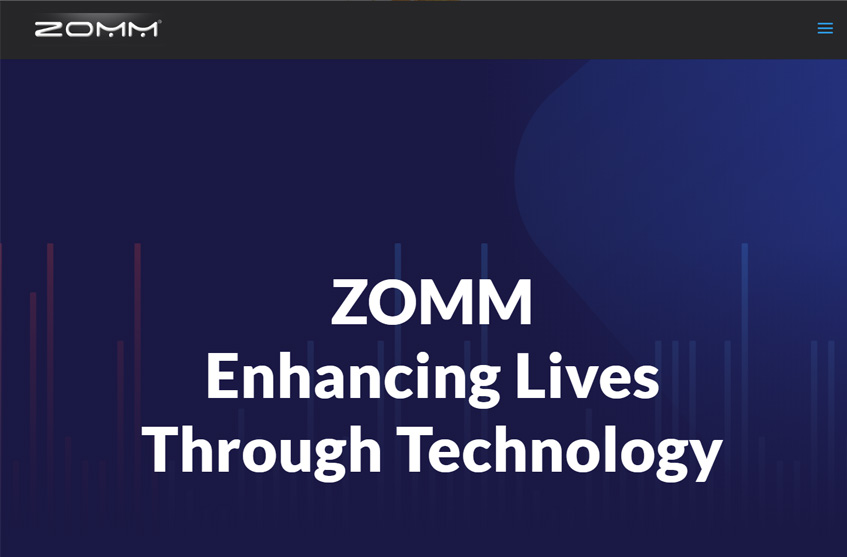 Zomm Wireless Tether for Mobile Phones