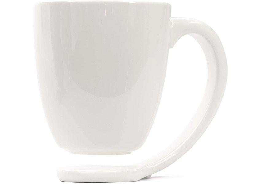 Floating Mug Prevents Coffee