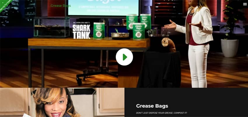 Grease Bags