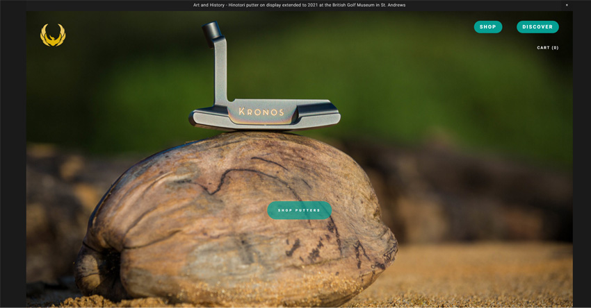 Kronos Golf
