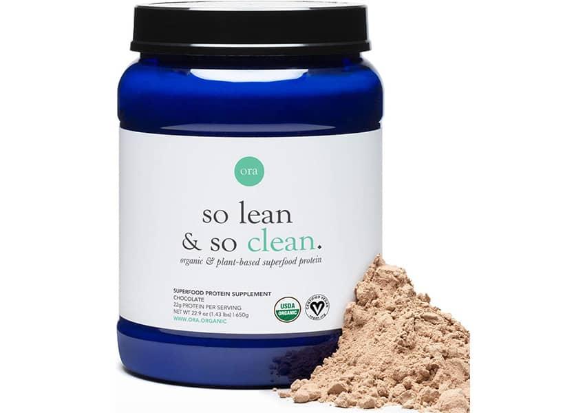 Ora Organics Plant Based Supplements