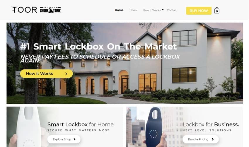 TOOR Key Lockbox