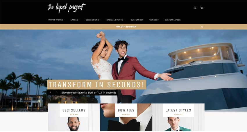The Lapel Project