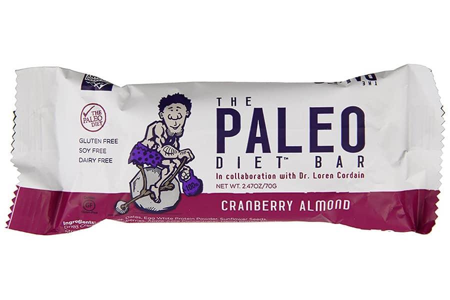 The Paleo Diet Bar